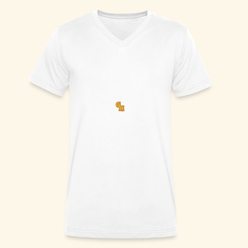 George Murphy Design - Men's Organic V-Neck T-Shirt by Stanley & Stella