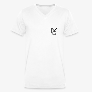 MG Clothing - Men's Organic V-Neck T-Shirt by Stanley & Stella