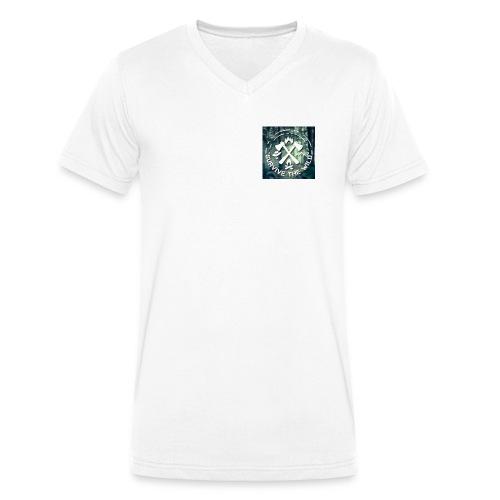 STW - Men's Organic V-Neck T-Shirt by Stanley & Stella