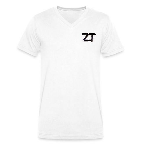 Ztgaming - Men's Organic V-Neck T-Shirt by Stanley & Stella