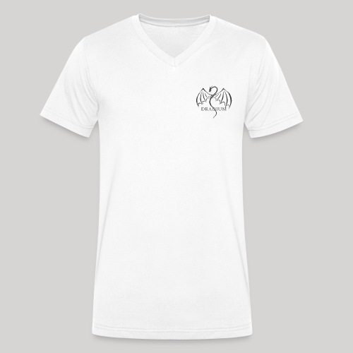 Dradium - T-shirt bio col V Stanley & Stella Homme
