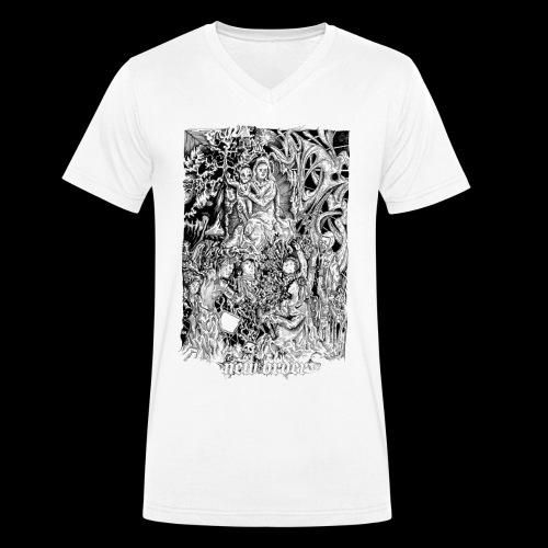 new order - Männer Bio-T-Shirt mit V-Ausschnitt von Stanley & Stella