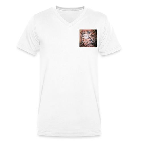 viking - Männer Bio-T-Shirt mit V-Ausschnitt von Stanley & Stella