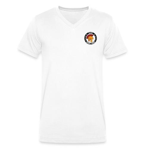 IMG 9066 - T-shirt ecologica da uomo con scollo a V di Stanley & Stella