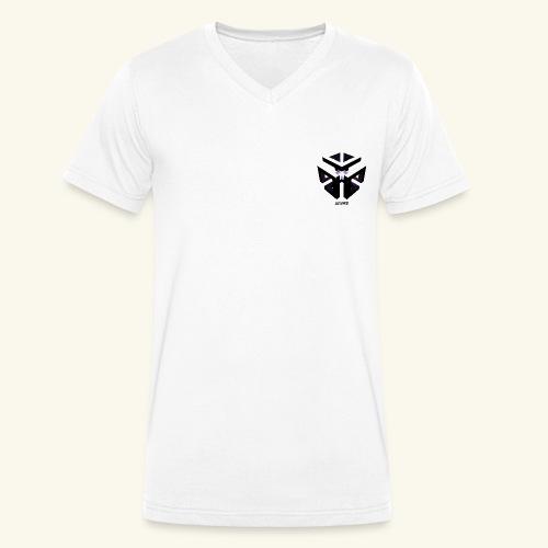 unvrs Cubis - Männer Bio-T-Shirt mit V-Ausschnitt von Stanley & Stella