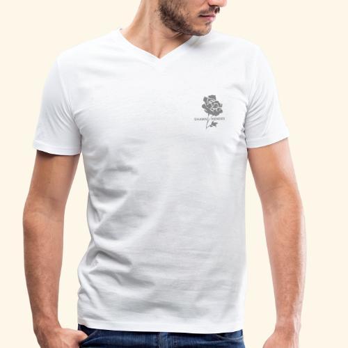Shawn Mendes Logo - Camiseta ecológica hombre con cuello de pico de Stanley & Stella