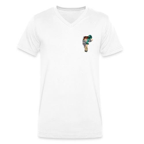 mlg - Männer Bio-T-Shirt mit V-Ausschnitt von Stanley & Stella