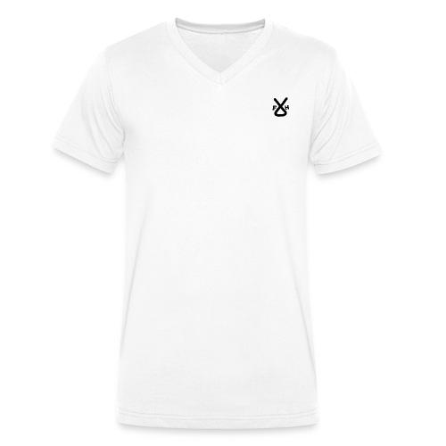La Fe - Männer Bio-T-Shirt mit V-Ausschnitt von Stanley & Stella