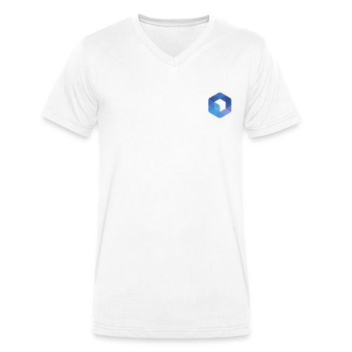 L'hexagone AFUP - T-shirt bio col V Stanley & Stella Homme