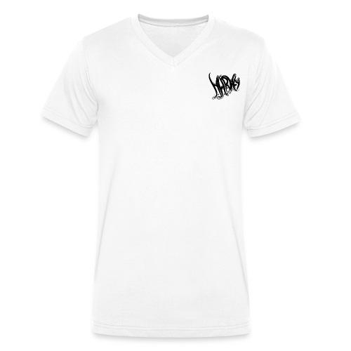Signature. - Men's Organic V-Neck T-Shirt by Stanley & Stella