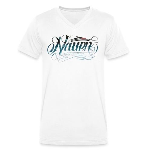 stadtbad edition - Männer Bio-T-Shirt mit V-Ausschnitt von Stanley & Stella