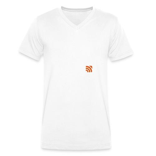 Felpa Installatori - T-shirt ecologica da uomo con scollo a V di Stanley & Stella