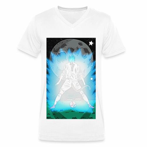 GOD! - T-shirt bio col V Stanley & Stella Homme