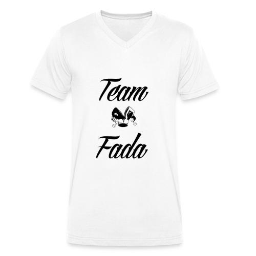 Team Fada - T-shirt bio col V Stanley & Stella Homme
