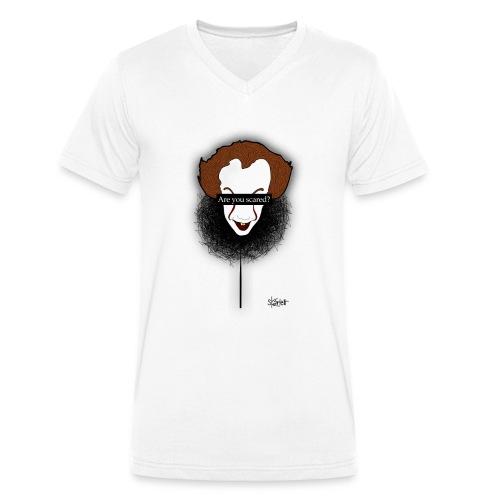 it - T-shirt ecologica da uomo con scollo a V di Stanley & Stella