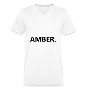 Woman SWEATER - Mannen bio T-shirt met V-hals van Stanley & Stella