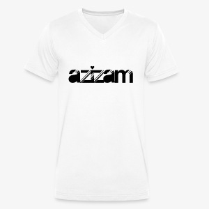 azizam - Männer Bio-T-Shirt mit V-Ausschnitt von Stanley & Stella