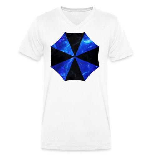 USCORP Logo - Männer Bio-T-Shirt mit V-Ausschnitt von Stanley & Stella