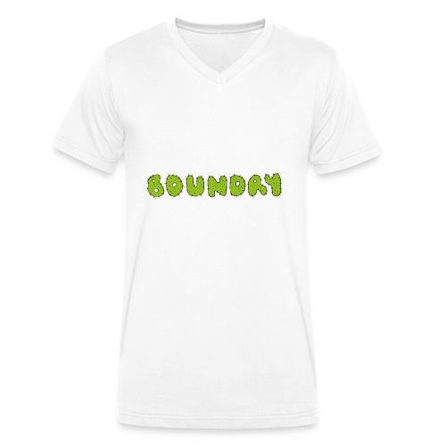 boundry - Männer Bio-T-Shirt mit V-Ausschnitt von Stanley & Stella