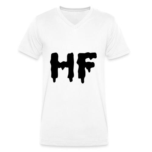 HF Halloween - Männer Bio-T-Shirt mit V-Ausschnitt von Stanley & Stella
