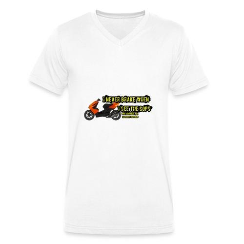 Der beste Spruch von BLACKSPEED - Männer Bio-T-Shirt mit V-Ausschnitt von Stanley & Stella