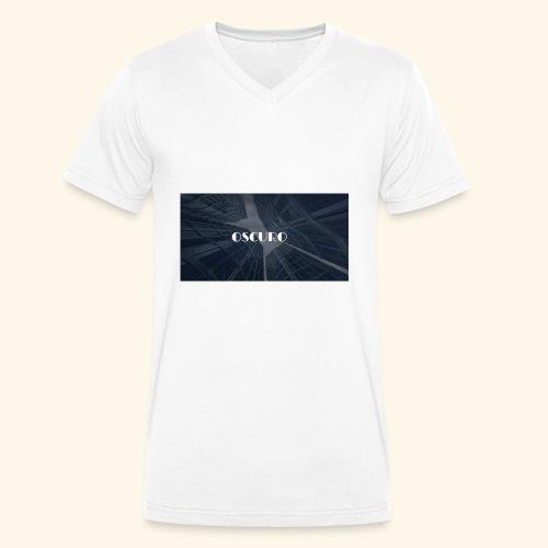 COPERTINA ALBUM OSCURO - T-shirt ecologica da uomo con scollo a V di Stanley & Stella