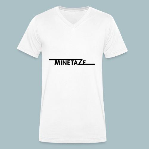 Minetace-png - Mannen bio T-shirt met V-hals van Stanley & Stella