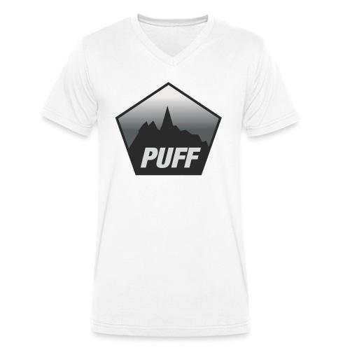 PUFF MOUNTAIN ORIGINAL - T-shirt bio col V Stanley & Stella Homme