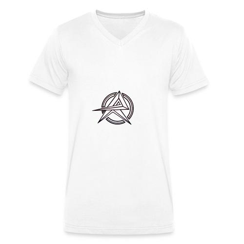 TheRsixGamer - Økologisk T-skjorte med V-hals for menn fra Stanley & Stella