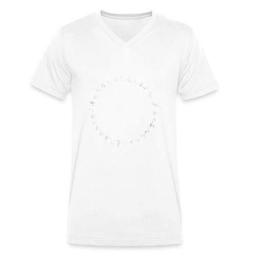 MTB Excursions TEAM - T-shirt ecologica da uomo con scollo a V di Stanley & Stella