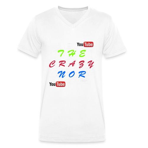TCN-T-skjorten - Økologisk T-skjorte med V-hals for menn fra Stanley & Stella