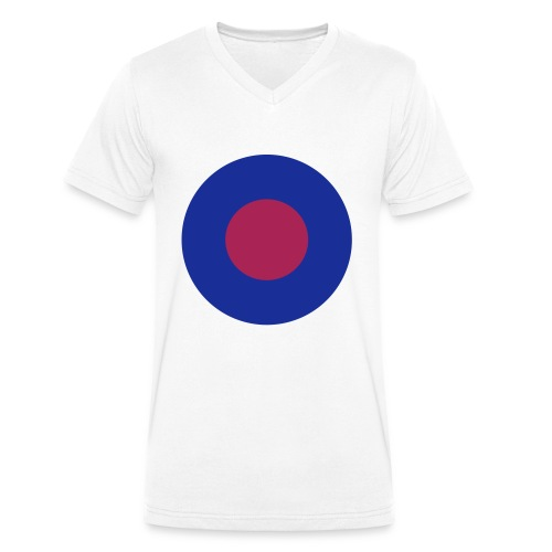 Vektordesign - Männer Bio-T-Shirt mit V-Ausschnitt von Stanley & Stella