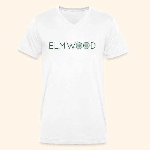 elmwood - Männer Bio-T-Shirt mit V-Ausschnitt von Stanley & Stella