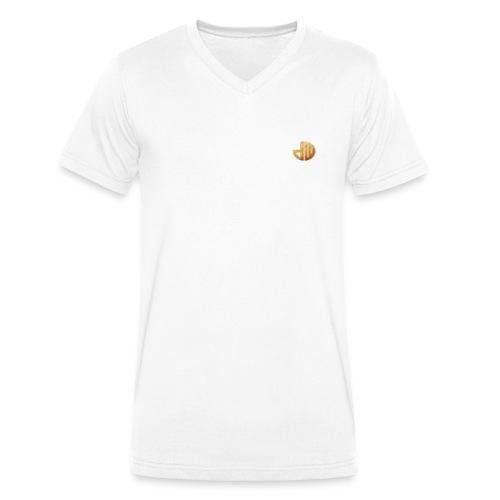 TheDutchWarrior_met_logo - Mannen bio T-shirt met V-hals van Stanley & Stella