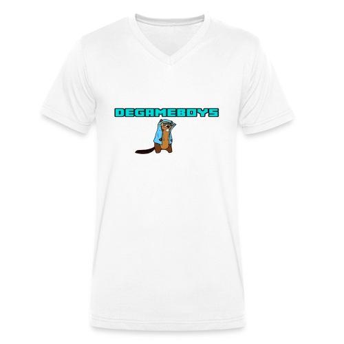 DeGameBoys Trui - Mannen bio T-shirt met V-hals van Stanley & Stella