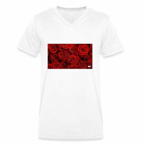 OFFICIAL CLOTHES 2 - Camiseta ecológica hombre con cuello de pico de Stanley & Stella