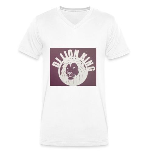 2B1D1E93 1FCE 4061 B078 C6ECC5E09C48 - Männer Bio-T-Shirt mit V-Ausschnitt von Stanley & Stella