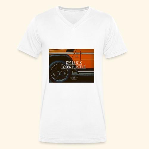 TheMentor - T-shirt ecologica da uomo con scollo a V di Stanley & Stella