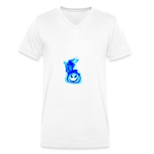 Halloween - Camiseta ecológica hombre con cuello de pico de Stanley & Stella