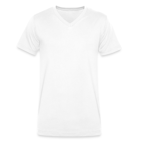 awesome - Mannen bio T-shirt met V-hals van Stanley & Stella