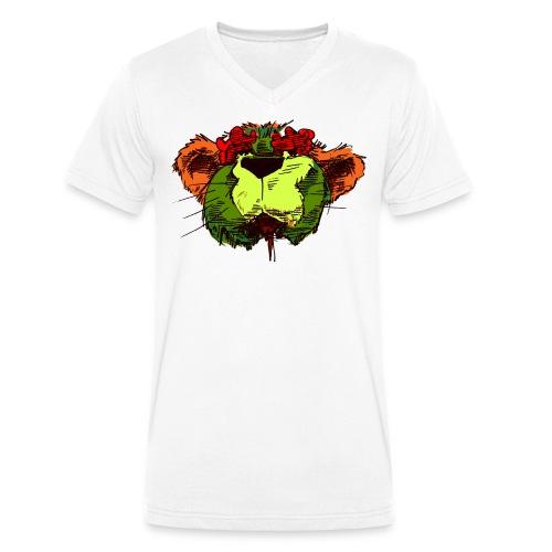 Springtime - Männer Bio-T-Shirt mit V-Ausschnitt von Stanley & Stella