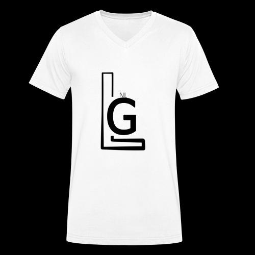 LegendgamingNL - Mannen bio T-shirt met V-hals van Stanley & Stella