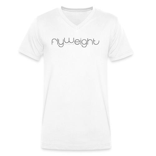 flyweight - Männer Bio-T-Shirt mit V-Ausschnitt von Stanley & Stella