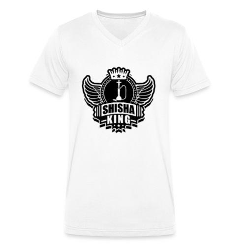 Shisha King - Männer Bio-T-Shirt mit V-Ausschnitt von Stanley & Stella
