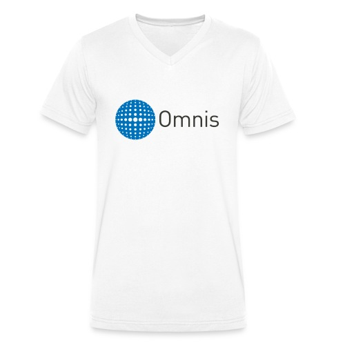 Omnis - Men's Organic V-Neck T-Shirt by Stanley & Stella
