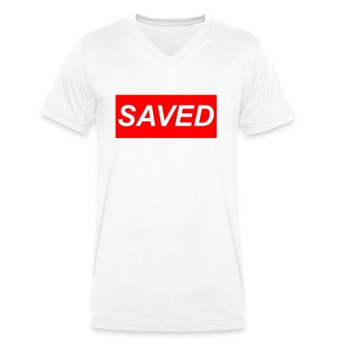 Design Gespeichert - Männer Bio-T-Shirt mit V-Ausschnitt von Stanley & Stella