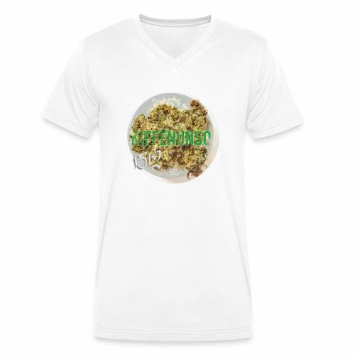 kiffenunso 1312 ! - Männer Bio-T-Shirt mit V-Ausschnitt von Stanley & Stella