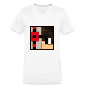 S&P Gaming Genseren - Økologisk T-skjorte med V-hals for menn fra Stanley & Stella