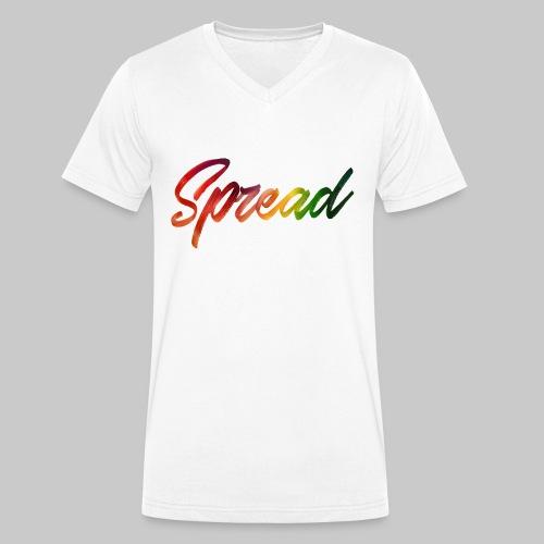 Spread - T-shirt bio col V Stanley & Stella Homme