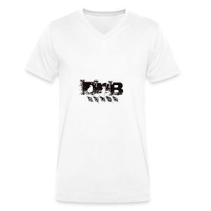 DNB Sound - T-shirt ecologica da uomo con scollo a V di Stanley & Stella